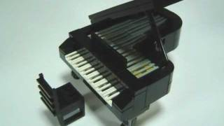 getlinkyoutube.com-Lego Grand Piano Instructions