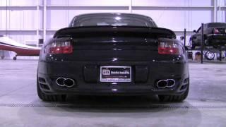 getlinkyoutube.com-INSANE Modified Porsche 997 Twin Turbo - Start, Revs, and Acceleration!