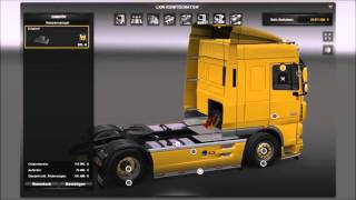 getlinkyoutube.com-[ETS2 v1.21] DAF XF 105 SC + Cabin Accessories DLC
