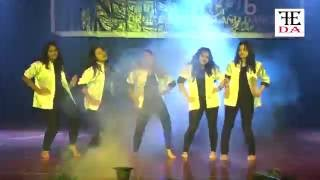 getlinkyoutube.com-GULABO DANCE PERFORMANCE (GRAVITY 2016)