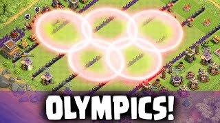 Clash of Clans - Clash Olympics!