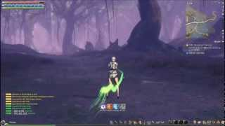 getlinkyoutube.com-Blade & soul - Force Master Skills - PT-BR 1