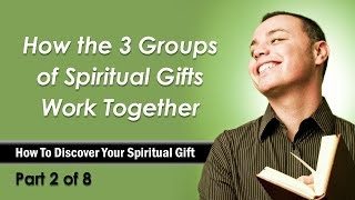 How the 3 Groups of Spiritual Gifts Work Together