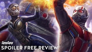 Ant-Man and the Wasp- Spoiler Free Review in Hindi | SuperSuper