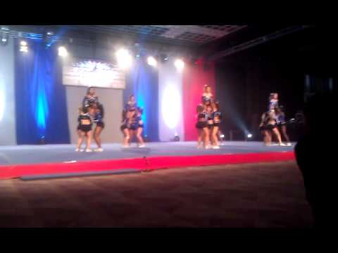 California allstars elite (lady bullets) 2013.