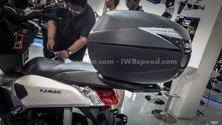 getlinkyoutube.com-Yamaha NMAX aksesories 2015 (Official)