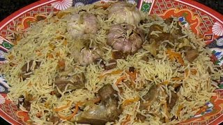 getlinkyoutube.com-Uzbaki Kabuli Pulao - North Afghanistan Specialty