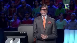 Inspiring Poem By Amitabh Bachchan In KBC