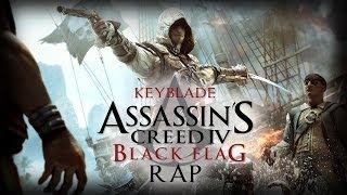 getlinkyoutube.com-ASSASSIN'S CREED IV: BLACK FLAG RAP - Izad La Bandera | Keyblade