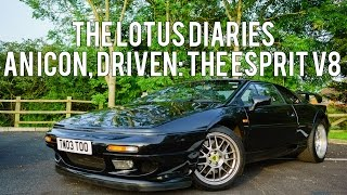 JayEmm's Lotus Diary: An Icon, Driven - The Esprit V8 (UHD)