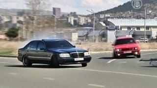getlinkyoutube.com-Грузинские водители-экстремалы рвутся в Голливуд (новости)