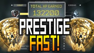 "getlinkyoutube.com-Prestige CRAZY FAST in Advanced Warfare! - Get ""Grand Master Prestige""! (Advanced Warfare Tips)"