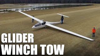 Glider Winch Tow | Flite Test