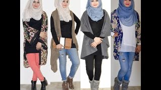 getlinkyoutube.com-FALL HIJABI LOOKBOOK  2015