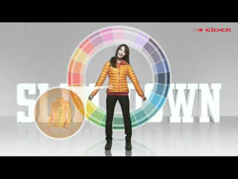 2011 Eider Down Jacket - Yoona & Lee Minho