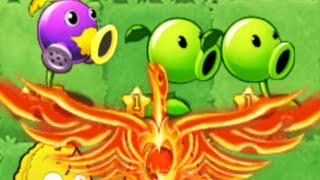 getlinkyoutube.com-Plants Vs Zombies Phoenix Egg Exclusive Plants!(Fan Made)