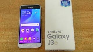 getlinkyoutube.com-Samsung Galaxy J3 (2016) - Unboxing & First Look (4K)