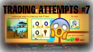getlinkyoutube.com-Animal Jam Trading Attempts: HEADDRESSES!