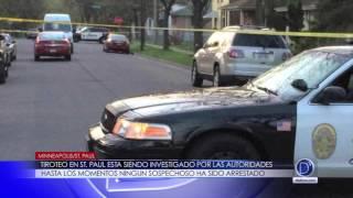 Tiroteo en St. Paul está siendo investigado por las autoridades hasta los momentos ningún sospechoso ha sido arrestado