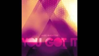getlinkyoutube.com-Alex Barattini - You got it (Holborn remix)
