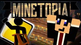 MINETOPIA #45 - DUBBELE XL en DDG GEBOUW!! - Minecraft Reallife Server