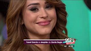 getlinkyoutube.com-Yanet Garcia says goodbye to Gente Regia 16-Sep-2016 Full HD