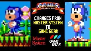 getlinkyoutube.com-Sonic the Hedgehog 8-bit: Changes from Master System to Game Gear (25th Anniversary special)