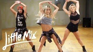 getlinkyoutube.com-Little Mix - Salute (Dance Tutorial)