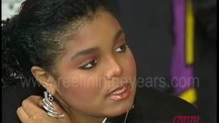 getlinkyoutube.com-Janet Jackson- Interview on Countdown 1986