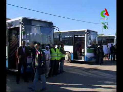 Algerie,In salah-Menea,transport(aeroport).