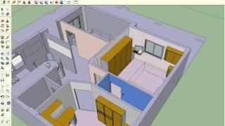 getlinkyoutube.com-منزل 80 متر من تصميمي