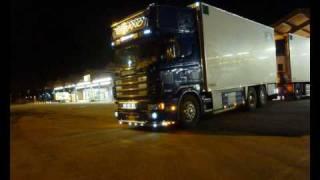 Scania 164 580 v8  by Team F.lli Regano