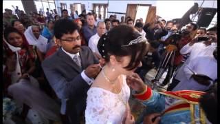 getlinkyoutube.com-Our weddingLalu & Liz' Indian Syrian Jacobite Wedding(31-12-12)
