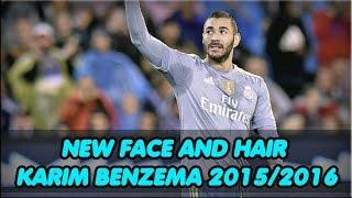 getlinkyoutube.com-NEW FACE AND HAIR KARIM BENZEMA 2015/2016 | PES 2013