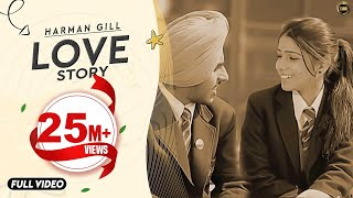 getlinkyoutube.com-LOVE STORY | HARMAN GILL | YAAR ANMULLE RECORDS | OFFICIAL VIDEO | LATEST PUNJABI SONG