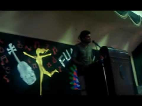 Ayub Medical College Funny Speech