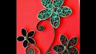 getlinkyoutube.com-✿ Quilling -  Floare -  Tutorial 6 - AidaCrafts