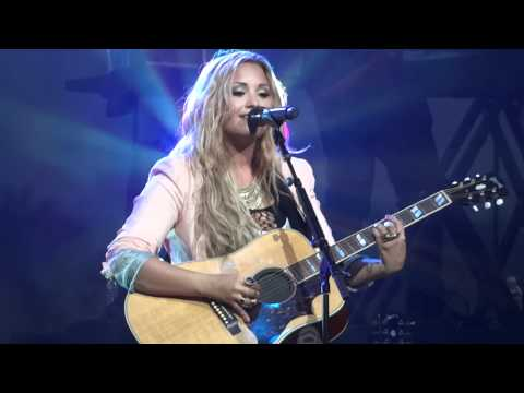 "Demi Lovato - ""Catch Me"" and ""Don't Forget"" (Live in Del Mar 6-12-12)"