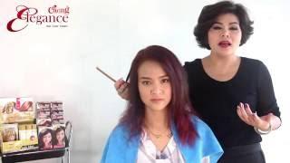 getlinkyoutube.com-เทคนิคทำสีผมแบบ DipDye สีแดงสดใส