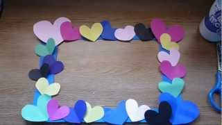 getlinkyoutube.com-DIY: Marco decorado para San Valentin! SUPER FACIL!