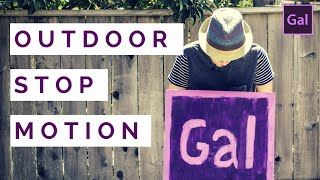 How to Create Stop Motion Animation in Adobe Premiere Pro by #PremiereGal