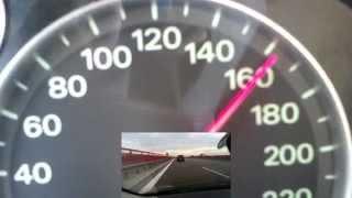 getlinkyoutube.com-Ford Focus Turnier 1.6 TDCi Höchstgeschwindigkeit/Top Speed (190km/h) 90PS (hp)