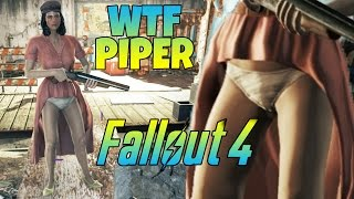 getlinkyoutube.com-Fallout 4 - GET DRESS OUT OF UNDIES?! #6