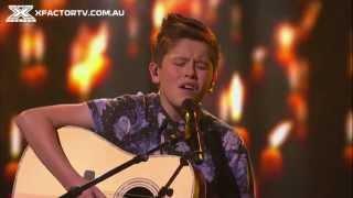 getlinkyoutube.com-Jai Waetford - I Won't Give Up - Live Show 9 - The X Factor Australia 2013 ( Song 2 )