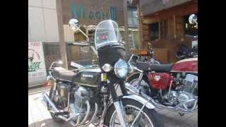 getlinkyoutube.com-CB750K2 K0 HONDA CB750 FOUR 尾張小牧