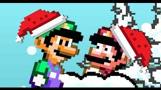 getlinkyoutube.com-Mario & Luigi's Snowball Frenzy
