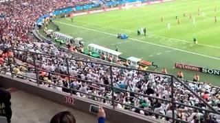 getlinkyoutube.com-الجمهور الجزائري يهتفون فلسطين الشهداء في مونديال البرازيل 2014 مقابلة كوريا