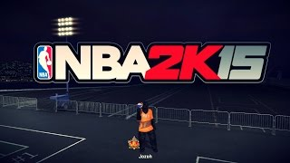 getlinkyoutube.com-NBA 2K15 | MyPark | LEGEND 3 MIX ᴴᴰ