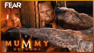 The Scorpion King  VS The Mummy | The Mummy Returns width=
