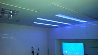 Decke Indirekte Beleuchtung led